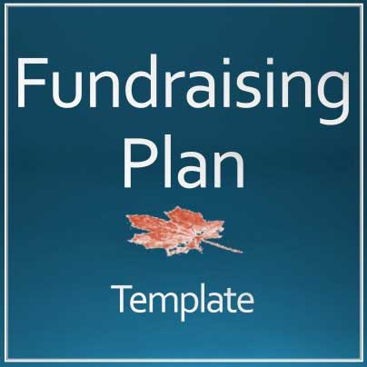 Fundraising plan template training resources for the for Fundraising strategic plan template
