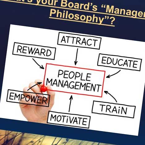 Board Leaders Forum