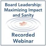 Board Leadership Icon