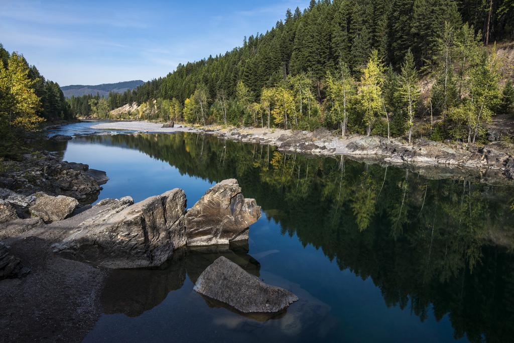 Flathead River (c) Glacier NPS