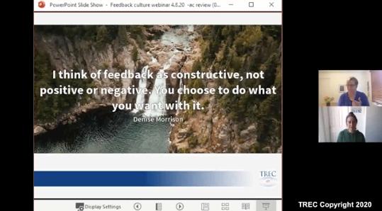 Creating a feedback rich culture