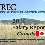 2016 TREC Salary Report Canada